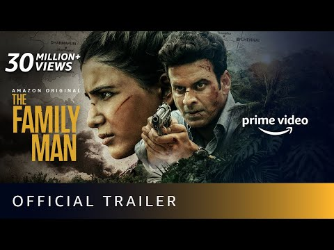 The Family Man Official Trailer